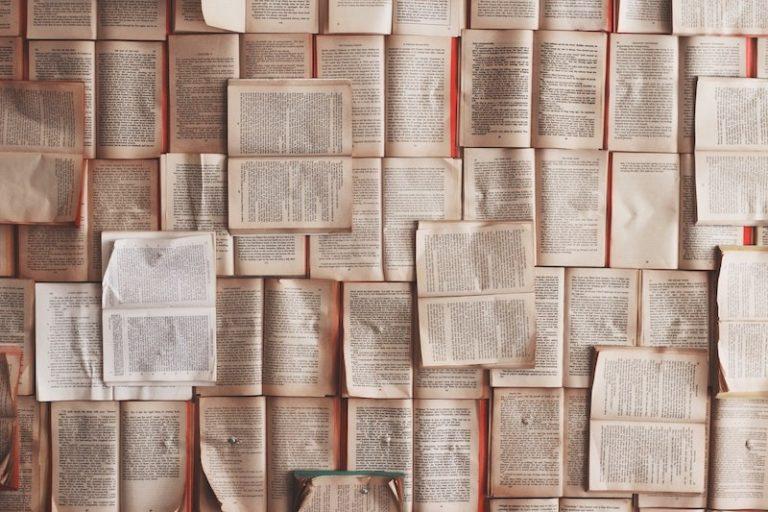 答えは本の中に隠れている