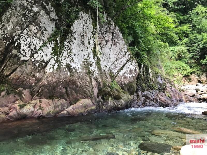 湯檜曽川キャンプ