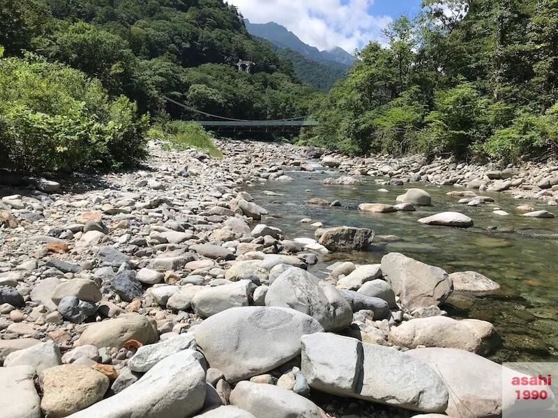湯檜曽川橋